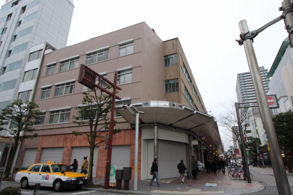 建物全体~Before~
